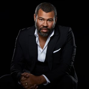 An image of Oscar nominated director Jordan Peele.
