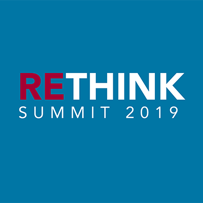 RETHINK Summit 2019 Logo