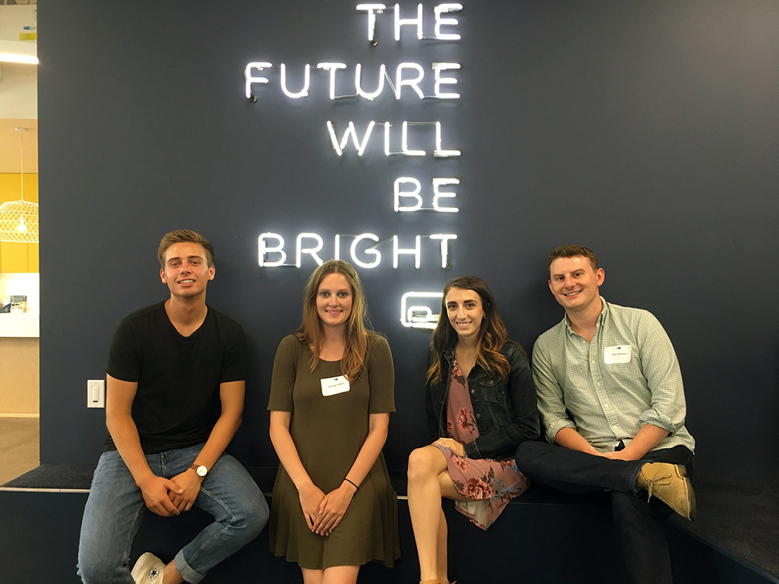 LMU Students, Alums Join Fullscreen Media Think Tank